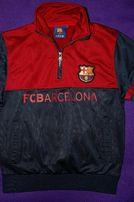 кофта олимпийка подросток FC Barcelona оригинал новая 12 лет