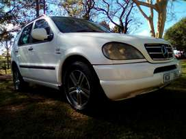 Mercedes benz ML sale / swop