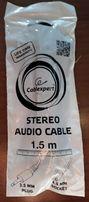 Аудио кабель 3,5 мм х 3,5 мм