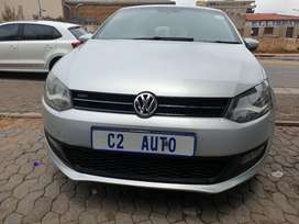 2013 Volkswagen Polo 6 1.6 Manual