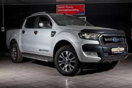 2016 Ford Ranger 3.2TDCi Wildtrak Double Cab Automatic