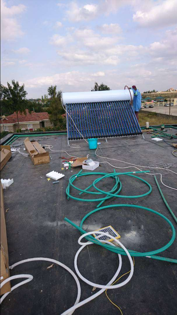 Solar water heater systems sales and maintenance 0