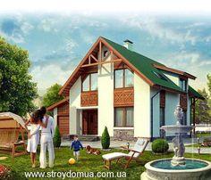 Проектирование и строительство каркасных домов из сип панелей Харьков