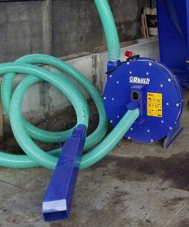 Измельчитель зерна щепы сена Зернодробилка ДКУ Дробилка молотковая Луцк - изображение 3