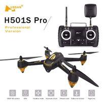 Квадрокоптер Hubsan X4 H501S PRO Full HD камера GPS В наличии Новый
