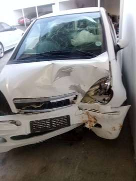2005 Mercedes A160 manual stripping