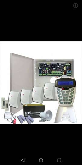 ALARM SYSTEM AND INTERCOM SYSTEMS