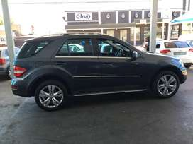 Mercedes Benz ML350 4matic auto