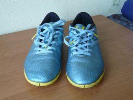 Adidasy firmy Adidas, 37,1/3 lub 23cm, błękitne