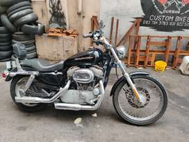 Harley for sale 883