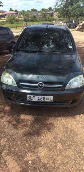 2006 opel corsa utility for sale