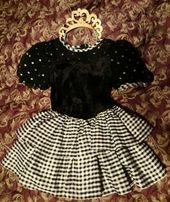 Cudowna sukieneczka królowa, stròj karnawałowy,