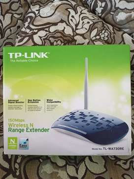 150 Mbps Wireless N Range Extender