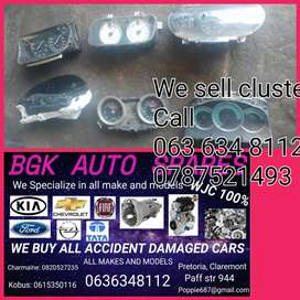 We sell clusters for most cars give us a call