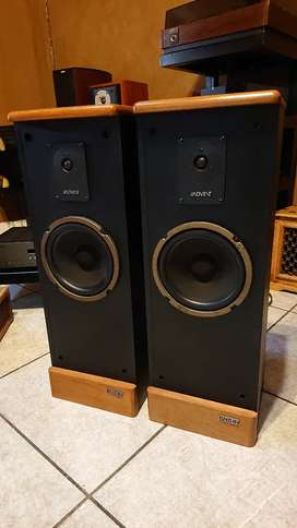 Advent and AR Speakers