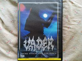 Vader - More Vision and the Voice