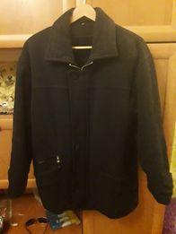 Продам мужское шерстяное пальто