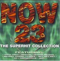 Image of NOW 23 (SA) - Compilation (CD)