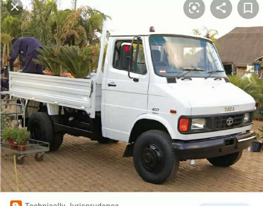 2 Ton Truck for Hire-