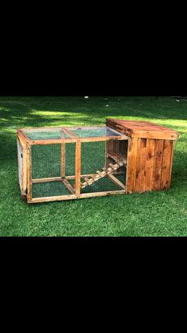 Rabbit Hutches - Clearance