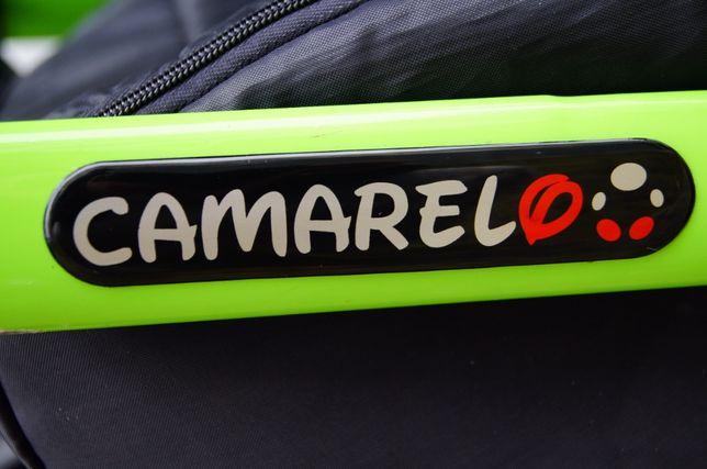 Piękny wózek CAMARELO SEVILLA 3w1 - piękna zieleń ! Wysyłka ! Elbląg - image 6