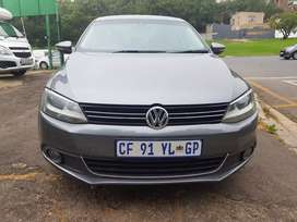 2013 VW Jetta 1.4 Tsi with leather seats