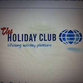 Holiday Club Life points. Time share package free giveaway