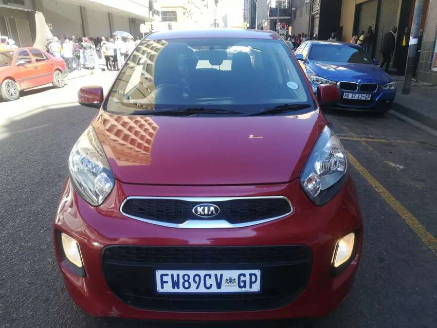 KIA PICANTO 1.2 FOR SALE AT VERY GOOD PRICE AUTOMATIC