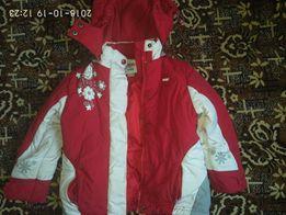 Зимняя куртка, термо