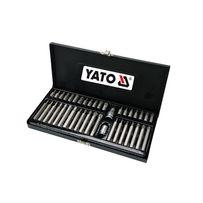 Набор Специальных Бит 40 Предметов в Метал.Боксе YATO YT-0400