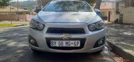 CHEVROLET SONIC IN EXCELLENT CONDITION