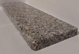 PARAPETY wym. 180x30x2 cm z granitu SZAREGO G603 poler