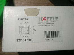 HAFELE Петля маятниковая, барная для распашних дверей до 22 кг