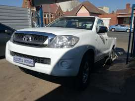 2008 Toyota Hilux 2.5D4D single cab