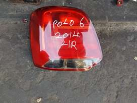 Polo 6 L/R Hatchback Taillight