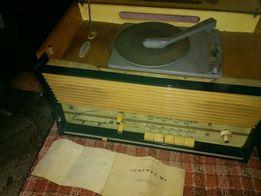 """Ретро стереомагнітофон """"Сіріус"""" 1966."""