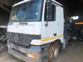 Mercedes Actros Stripping for Spares