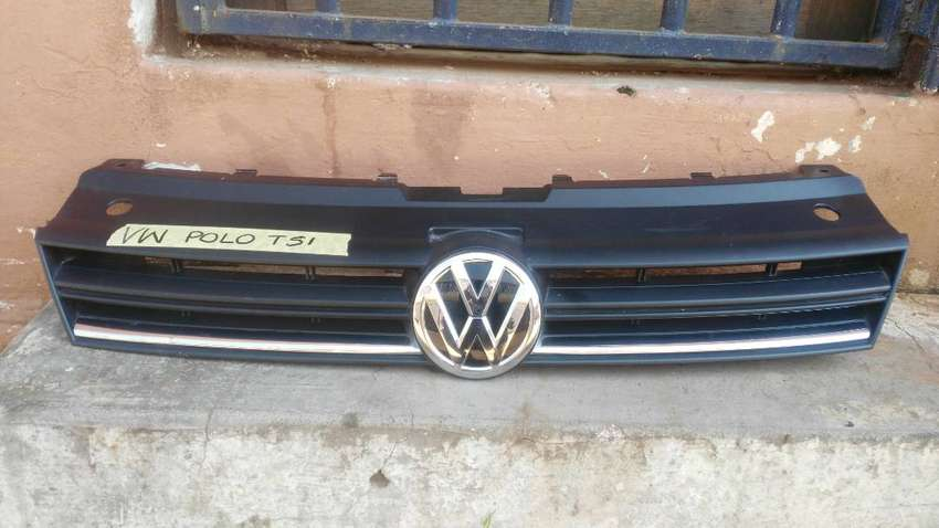 VW POLO TSI GRILLE FOR SALE 0