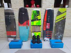 Wakeboards and Boating accessories