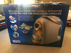 Caffitaly coffee machine for sale