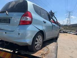 2005 Honda Jazz Now Stripping For Spares