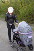 Продам детскую коляску зима-лето