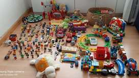 Lots of toys