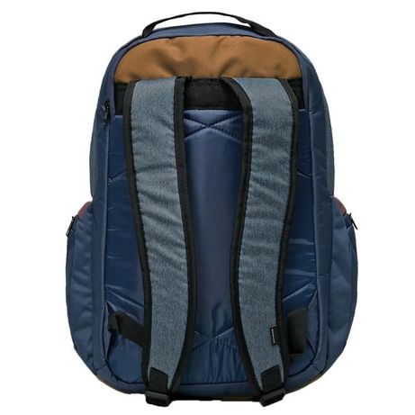 Рюкзак Quiksilver Schoolie Medium Backpack Black Check Denim Оригинал Николаев - изображение 7
