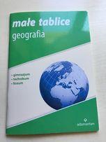Tablice geograficzne
