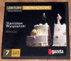 Sprzedam audiobook MP3 Stanisław Wyspiański Wesele stan idealny
