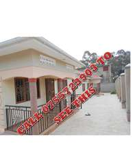 Wonderful 3 bedroom 2 baths house for rent in Kiira at 700k 0