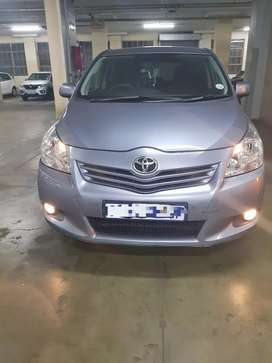 2010 TOYOTA VERSO 1.6I , STILL IN A GOOD CONDITION 7 SITAR FAMILY CAR