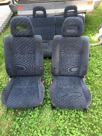 fotele komplet - Civic VI gen. 1996-00 , 3d Wieliczka - image 1