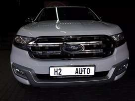 2018 Ford Everest 2.5 on sale